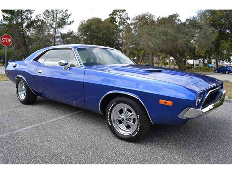 for sale dodge challenger 1973 dodge challenger for sale classiccars cc 978677