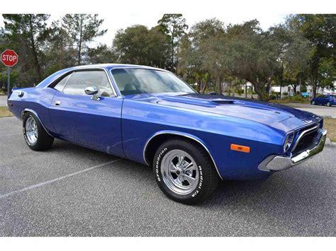 1973 Dodge Challenger for Sale   ClassicCars.com   CC 978677