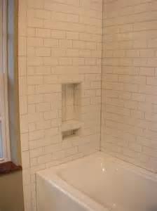 best bathrooms subway tile bathroom