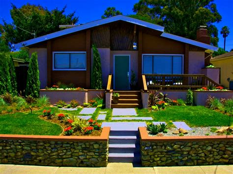 small front yards without grass modern yard landscaping
