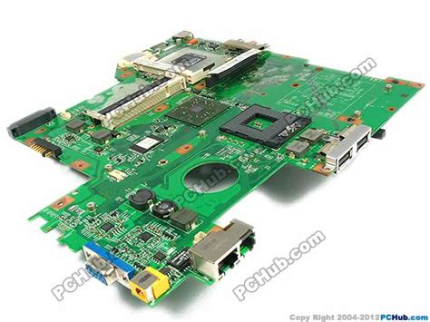 Notebook Acer X200m acer travelmate 2440 series board motherboard mb tcz01 001 55 4q201 051