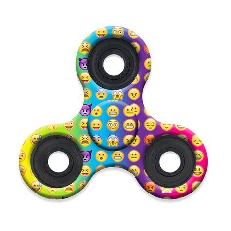 Fidget Spinner Toys Mainan Import Limited limited edition emoji fidget spinner fidget and fiddle b 248 rn emoji diy fidget