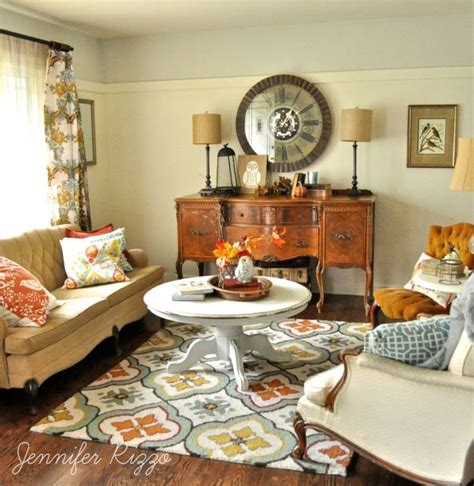 best 25 fall living room ideas on