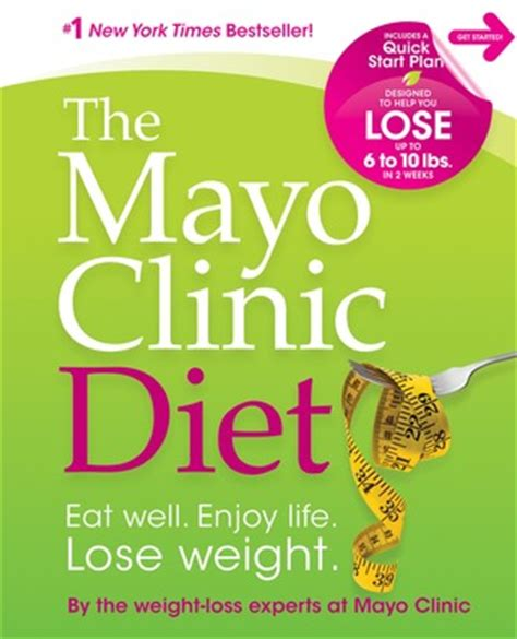 Pdf Mayo Clinic Diet Well Weight the mayo clinic diet eat well enjoy lose weight