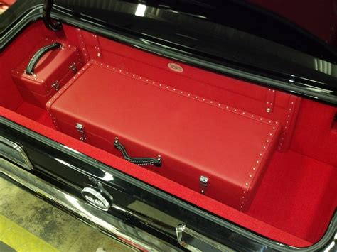 hanks upholstery hank s 1967 camaro custom leather interior interiors by