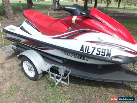 yamaha waverunner for sale yamaha jet ski waverunner fx140 2006 for sale in australia