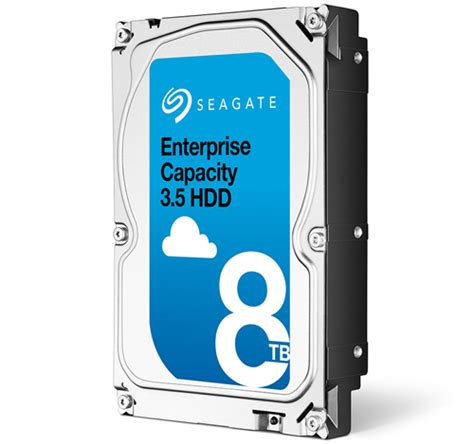 seagate launches comprehensive range of 8tb drives
