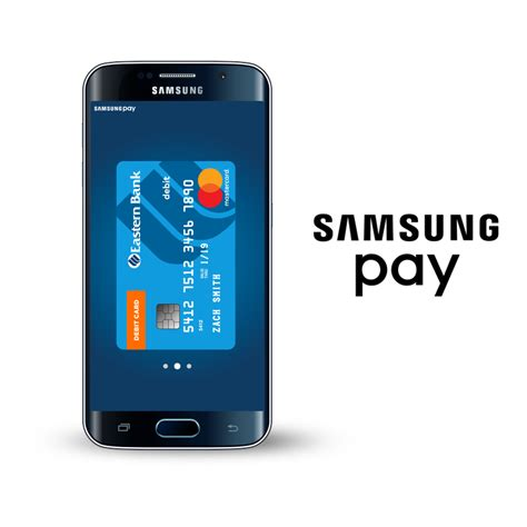 samsung pay eastern bank