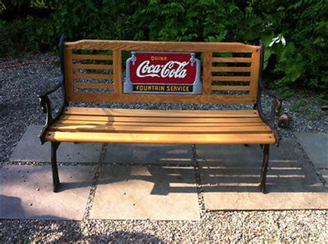 coca cola bench worth coca cola collectibles antique price guide