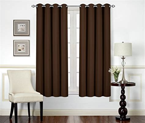 how to blackout a room curtains blackout room darkening grommet window panel drapes 2 panel set 52x63 quot ebay