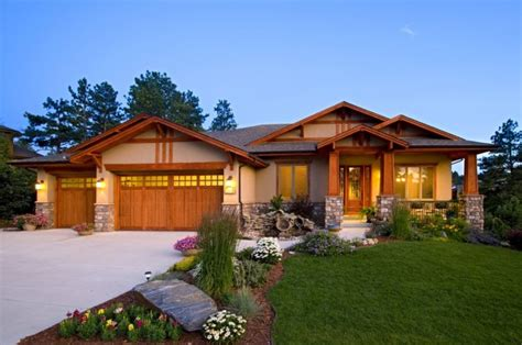 american craftsman ranch 15 inviting american craftsman home exterior design ideas