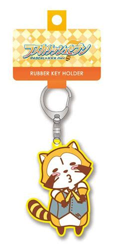 Rascalish 7 Rubber Keychain Riku Nanase amiami character hobby shop rascalish 7 rubber