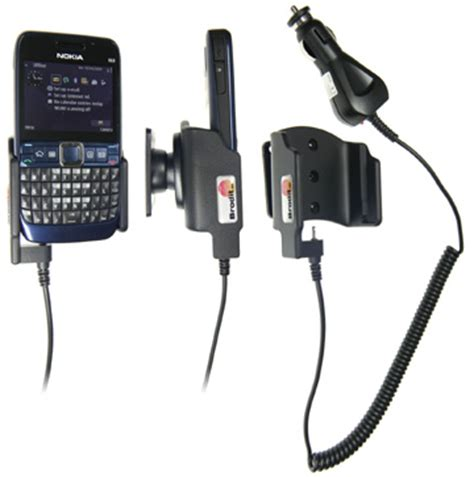 Charger Hp Nokia E63 nokia e63 brodit active holder with car charger 512006 holders and mounts