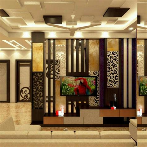 wall design google search for the home pinterest partition wall interior india pinterest walls tv