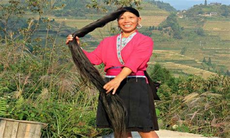 pueblo mas lejano del mundo 161 en este pueblo viven las mujeres con el cabello m 225 s largo