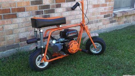 doodle bug mini bike problems mini bike with predator engine wxhaust mini engine