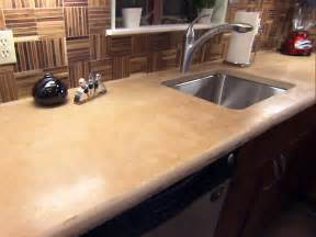 Concrete Kitchen Countertops Concrete Kitchen Countertop Options Hgtv