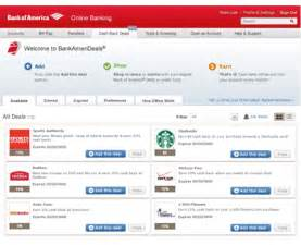 bank account management with bank of america