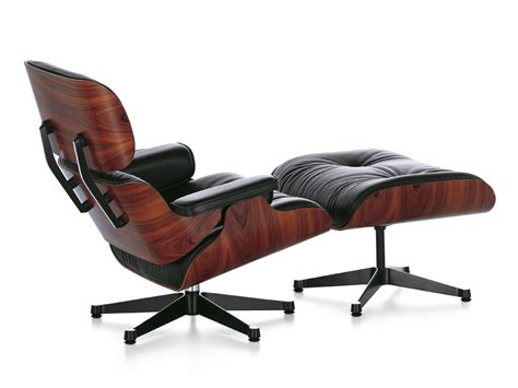 Lounge Chair by Vitra Eames Lounge Chair Ottoman Charles Eames