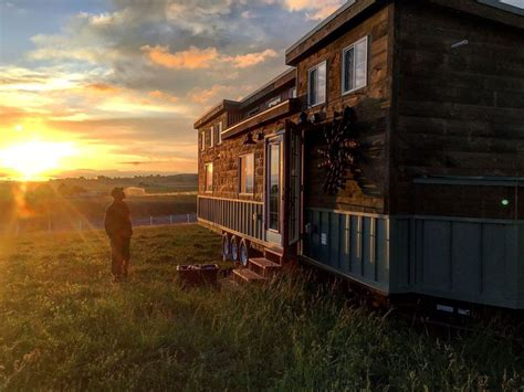 tiny houses tv show tiny house built in marsing to air on national tv show
