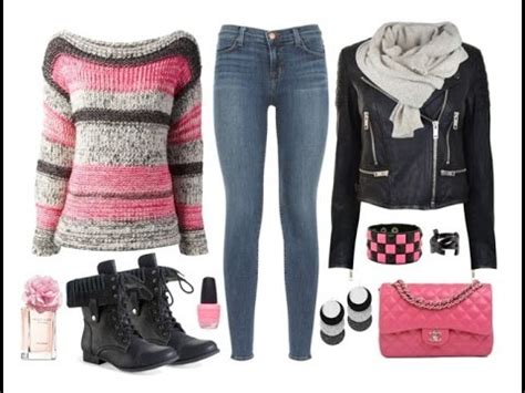 fotos ropa invierno 2015 outfits casuales oto 241 o invierno 2015 youtube