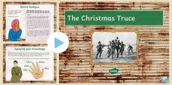 the christmas truceeducation resources 0957124570 the christmas truce lesson 2 powerpoint