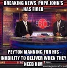 Funny Peyton Manning Memes - nfl memes peyton manning nfl nba memes pinterest jokes the o jays and meme