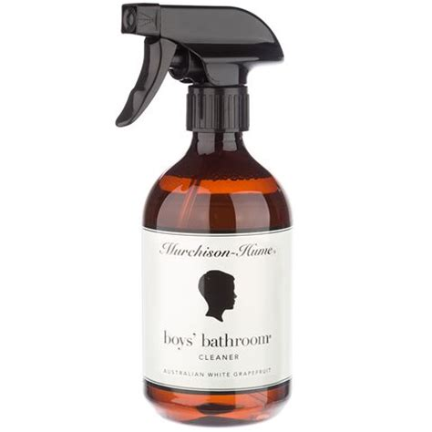 boys bathroom cleaner murchison hume grapefruit boys bathroom cleaner 500ml