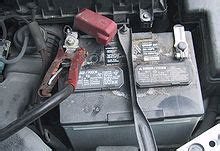 Car Battery Not Connected Properly Automotive Battery