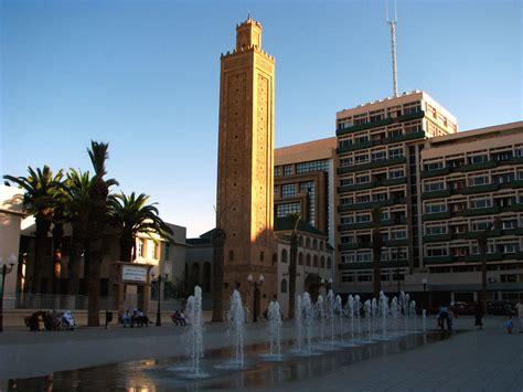 oujda marokko fichier oujda mosque 01 jpg wikip 233 dia