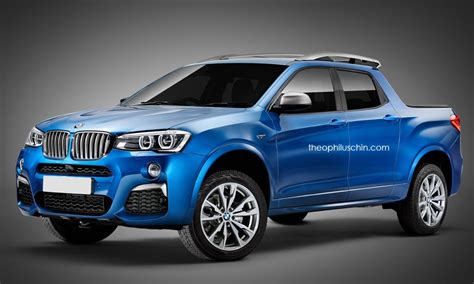 bmw x4 rendered as a just for