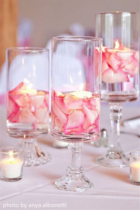 simple centerpiece 20 budget friendly wedding centerpieces