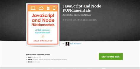 javascript node js tutorial pdf 5 free beginner friendly books for learning node js