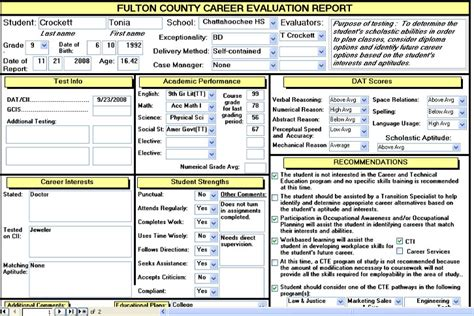 sle vocational evaluation report vocational evaluation report sle 28 images glossary of