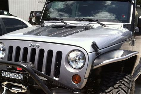 louvers for jeep poison spyder louvers for 07 12 jeep jk