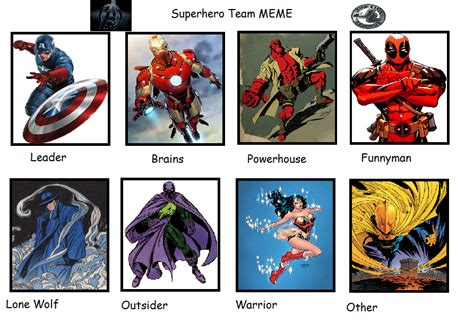 Superhero Memes - superhero pokemon team images pokemon images