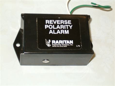 reverse polarity on a boat reverse polarity alarm stayside systems boat products