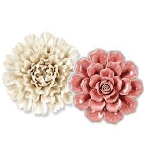 Ceramic Wall Flower Decor by Wall Decor Catalogs Simple Home Decoration