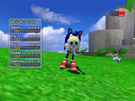 Sonic Chao Garden by Sonic Adventure 2 Battle Chao Garden Quartz 1 By Madvenomjack On Deviantart