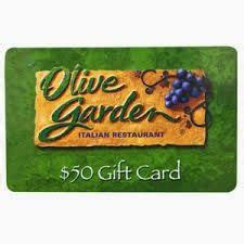 Olive Garden Email Gift Card - win a 50 olive garden gift card awesomeness pinterest
