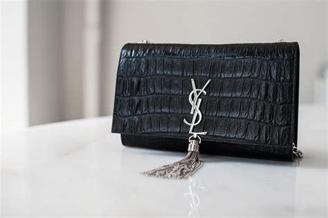 Jual Tas Bag Ysl Backpack Leather Mirror Black 1 what fits laurent croc embossed monogramme shoulder bag purseblog