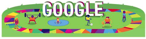 doodle event special olympics world logo celebrates 47th