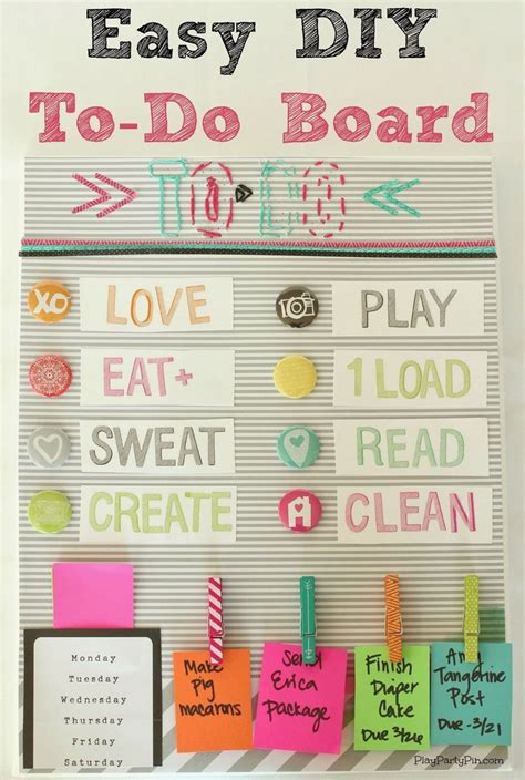 diy decorations list diy to do lists that will totally motivate you