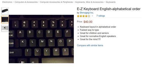 lihat susunan tombol keyboard  warganet malah pusing