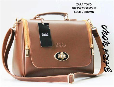 New Tas Zara tas zara terbaru tas zara yoyo eceran harga grosir coklat