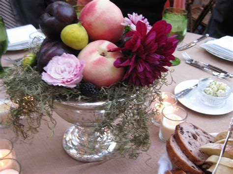 fresh centerpieces fresh fruit centerpieces apples onions
