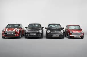 Mini Cooper Generations Mini Cooper Generation Lineup 02 Photo 38