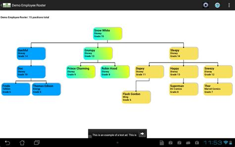 org chart template docs essay about my family reunion worksheet printables site
