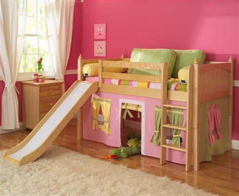 ikea kids loft bed  space efficient furniture idea  kids rooms homesfeed