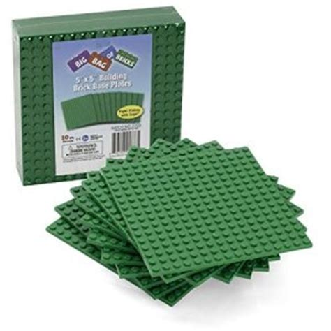 Lego Baseplate 29 2pcs brick building base plates 10 pack just 2 29 each